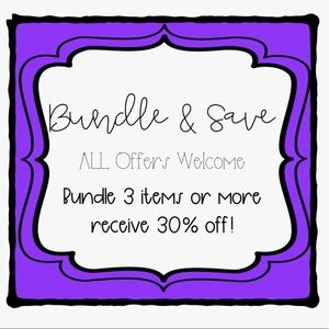 Other - 🌼 Bundle and Save 🌼